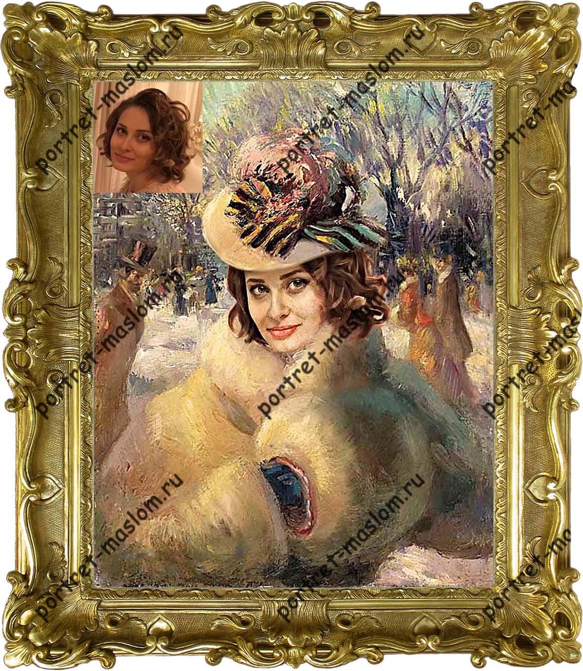 Заказать портрет с фотографии, Портрет на заказ в Люберцах и 14