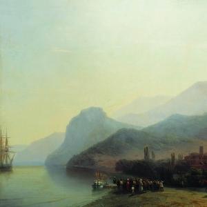 Алушта. 1878