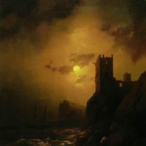 Башня. Кораблекрушение. 1847