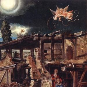 Альтдорфер Альбрехт - Рождество 1513