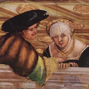 Альтдорфер Альбрехт - Жажда ласки 1530