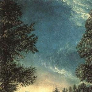 Альтдорфер Альбрехт - Долина Дуная близ Регенсбурга
