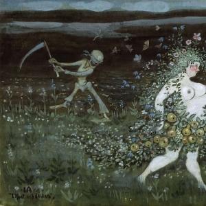 Ивар Аросениус - Жизнь и смерть