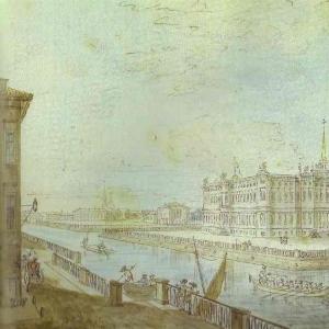 Михайловский дворец в Петербурге