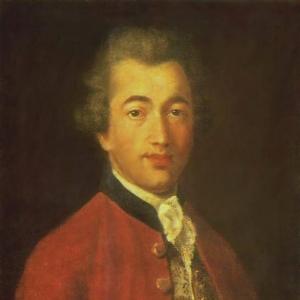 Портрет М. Л. Лазарева