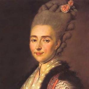 Портрет Мельгуновой Екатерины Александровны