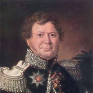 Портрет Н.Н.Муравьёва