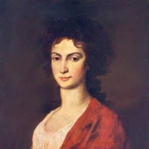 Портрет М.А.Нарышкиной