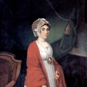 Портрет графини Шереметьевой