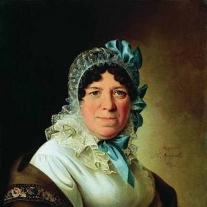 Портрет Матрены Ивановны Соколовой