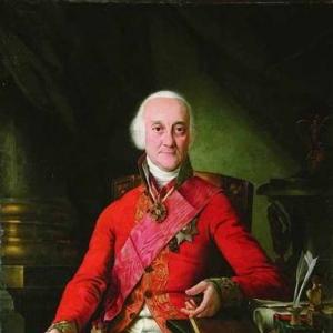 Портрет тайного советника сенатора Павла Степановича Рунича