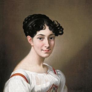 Портрет Е.Н. Бантыш-Каменской. 1823