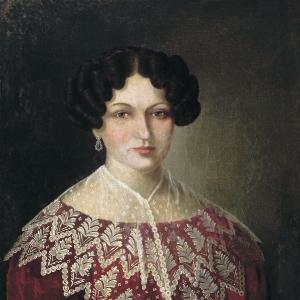Женский портрет. 1830