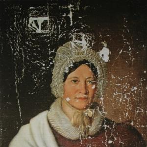 Портрет неизвестной