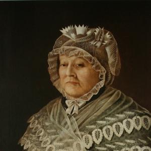 Портрет графини В.П.Разумовской