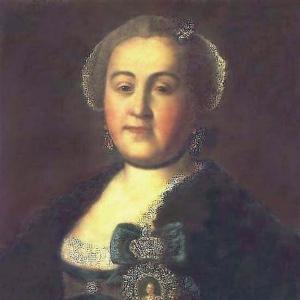 Портрет статс-дамы А.Л.Апраксиной