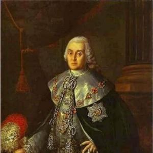Портрет В.В.Фермора