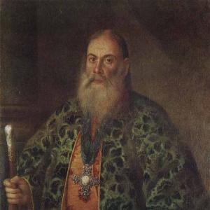 Портрет Ф.Я. Дубянского