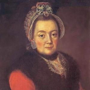 Портрет Анны Ивановны Колычевой