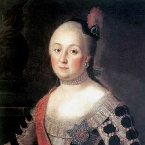 Портрет Анны Карловны Воронцовой