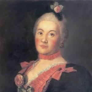 Портрет княгини Татьяны Алексеевны Трубецкой