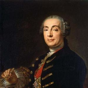 Портрет архитектора Бартоломео Франческо Растрелли