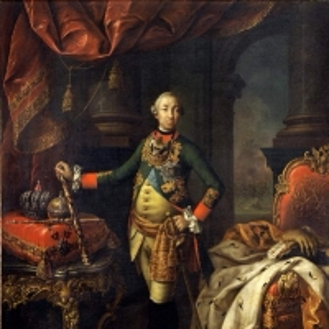 Портрет императора Петра III