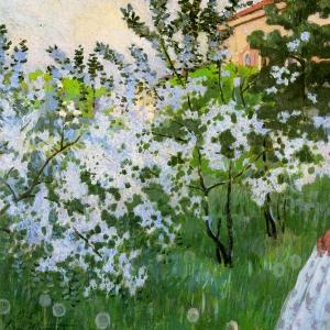 Весна, 1899