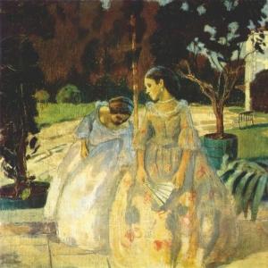 Гобелен, 1901