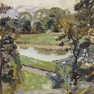 Весенний этюд, 1893