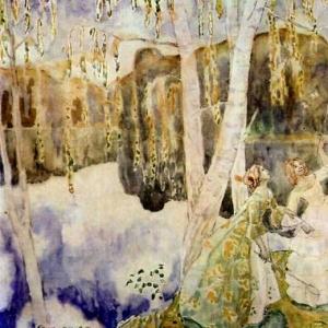Весенняя сказка, 1904