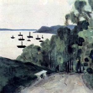 Волга. Нижний Новгород, 1894