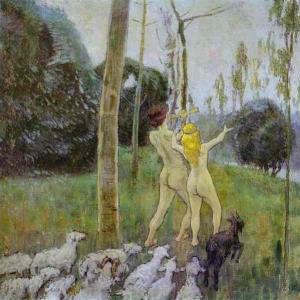 Дафнис и Хлоя, 1901