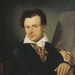 Автопортрет. 1814