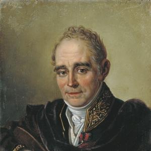 Портрет художника В.Л. Боровиковского