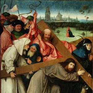 Несение креста (Эскориал)