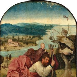 Св.Христофор (ок.1496-1505)