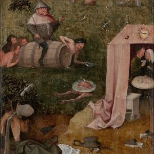Аллегория обжорства (между 1488 и 1510)