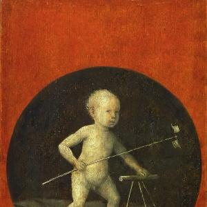 Ребёнок с ветряком (1490-е)
