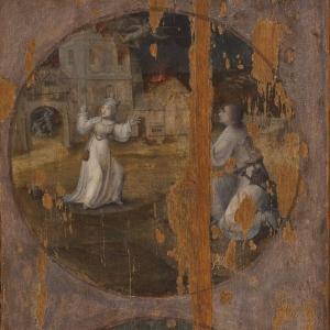 Человечество окружено демонами  (1500-1504)