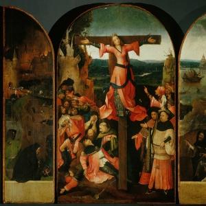 Триптих Мученичество св.Либераты (ок.1500)