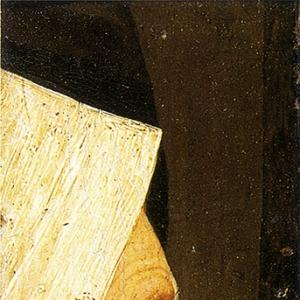 Голова пожилой женщины