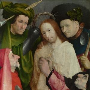 Увенчание терновым венцом (между 1493 и 1516)