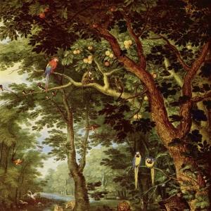 Рай (ок.1620)