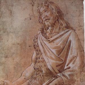 Св.Иоанн Креститель (1485-1490)