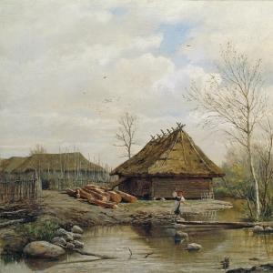 Весна. 1875