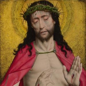 Боутс Дирк - Христос, увенчанный тернием