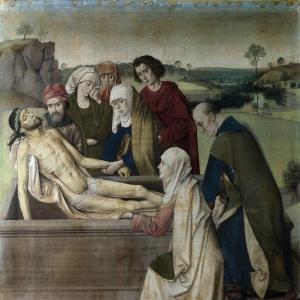 Боутс Дирк - Положение во гроб