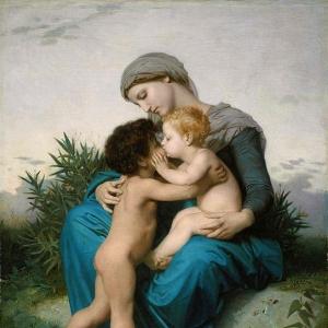Вильям Бугро - Братская любовь