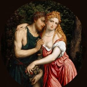 Бордоне Парис - Мифологическая пара